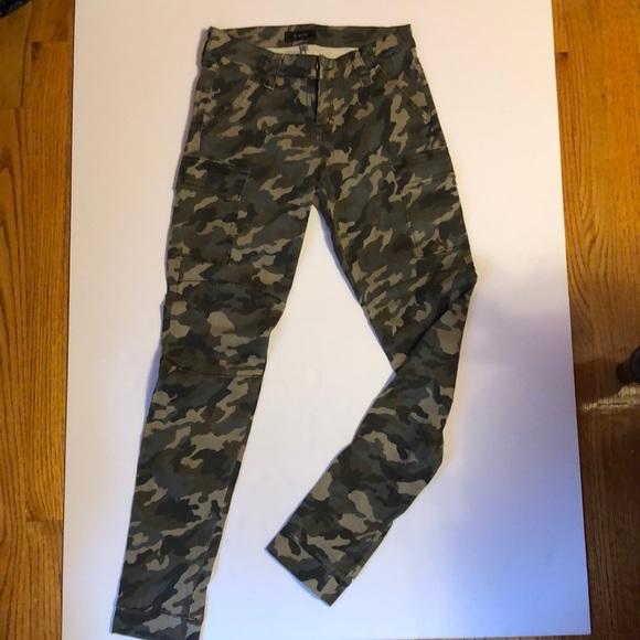 STS Blue Pants - Camo jeans